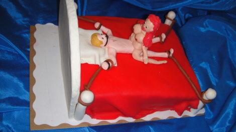 Sado-Maso-Torte