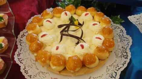 St. Honoré Torte