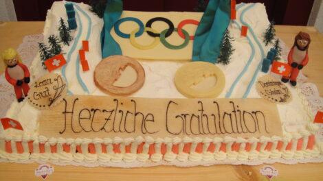 Olympia Torte