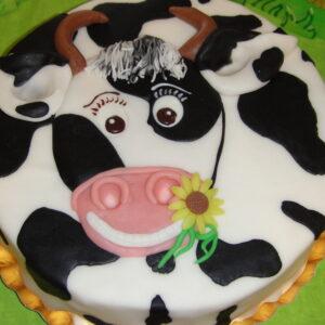 Kuh-Torte