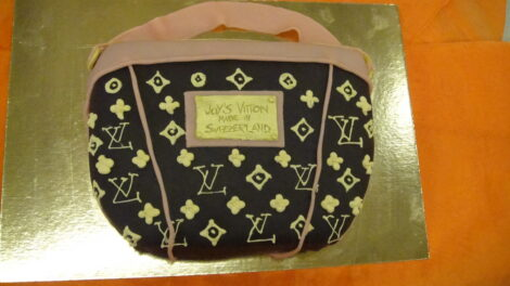 Louis Vuitton-Torte