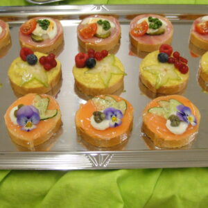 runde Canapes
