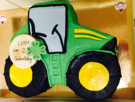 Kindergeburtstag - Traktor