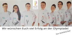 Schweizerische Jungkochnationalmannschaft