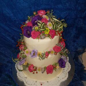 Herbstblumen_Hochzeitstorte2